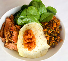 Load image into Gallery viewer, Grilled Steak Breakfast Bowl