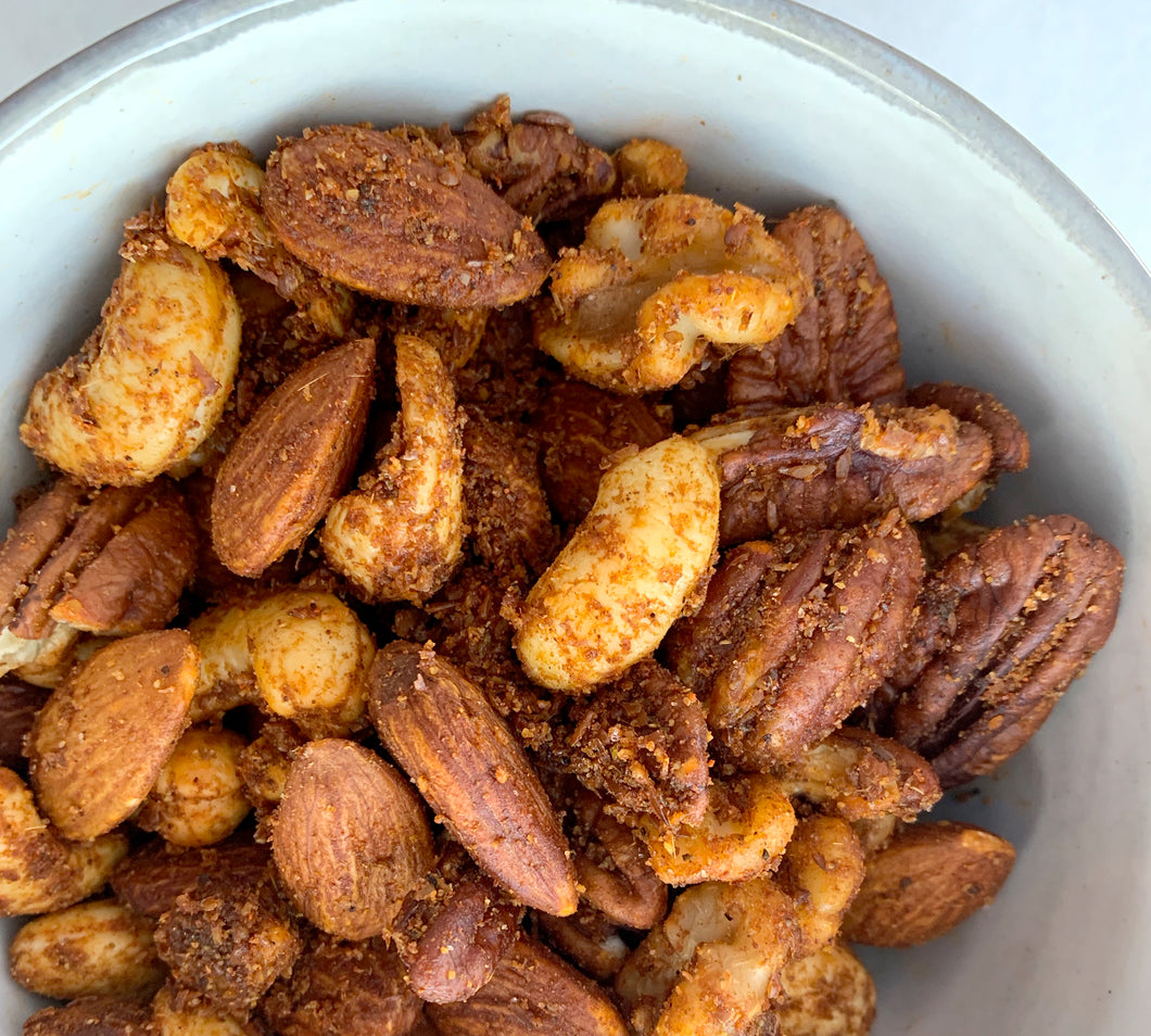 Chili Lime Nut Mix