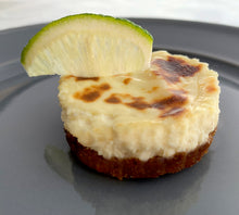 Load image into Gallery viewer, Key Lime Cheesecake Bite