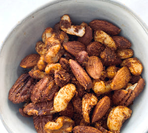 Cumin & Paprika Spiced Nut Mix