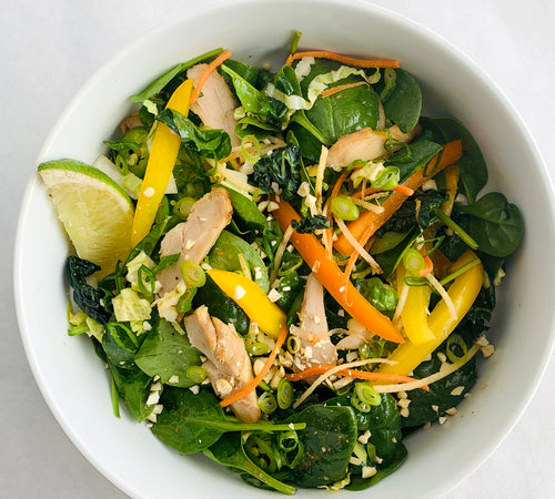 Tasty Thai Chicken Salad