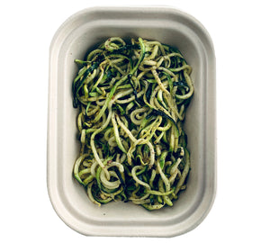 Roasted Zucchini Noodles