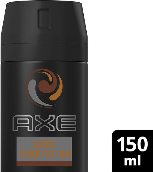 Axe Body spray (Dark Temptation) Frais 48h - 150ml - Cosmetique.sn