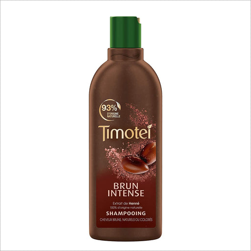 Timotei Shampoing Brun Intense - 300 ml - Cosmetique.sn