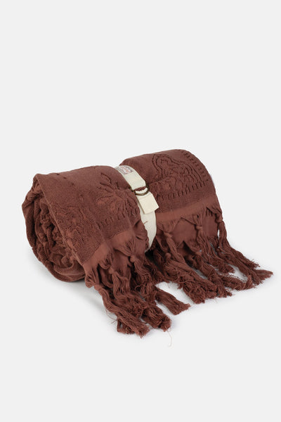 Habitual Beach Blanket Merlot