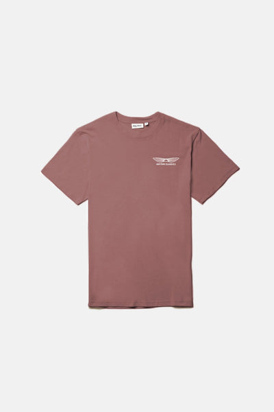 Sundown Tee Mineral Red