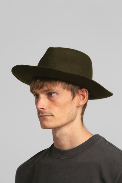 Fields Fedora Herb