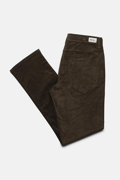 Cord Jean Pant Chocolate