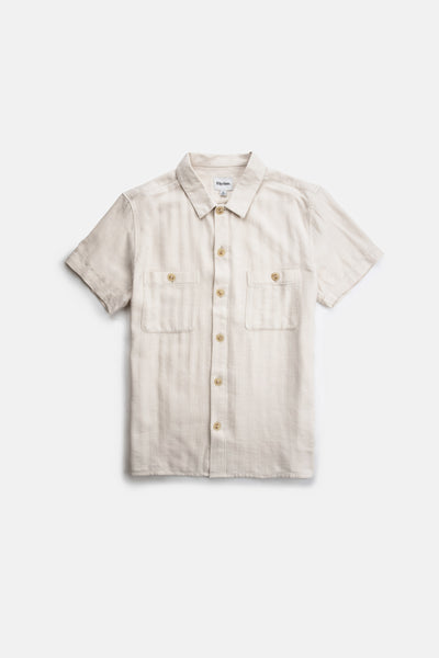 Safari Ss Shirt Natural