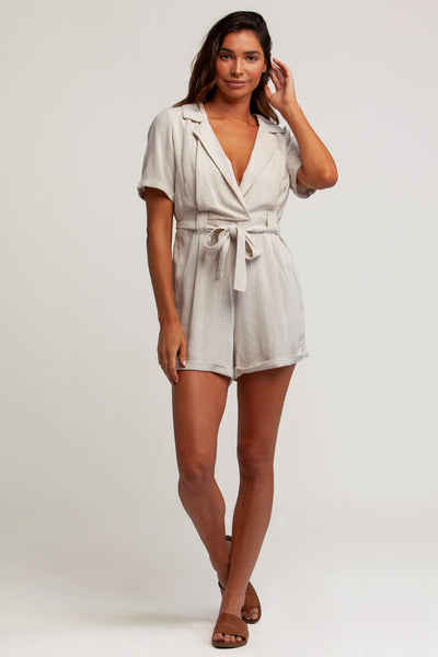 Catalina Jumpsuit Sand