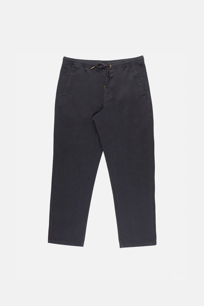 Linen Sunday Pant Black