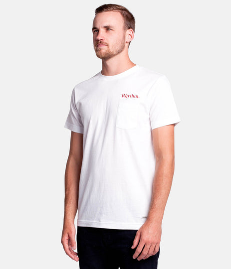 FLAG T-SHIRT WHITE