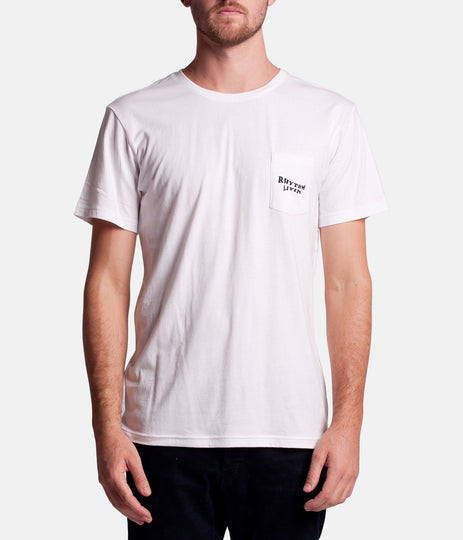 ROLLING T-SHIRT WHITE