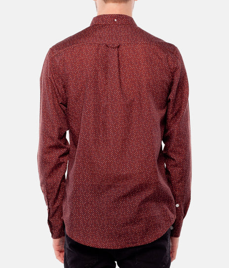SMITH LS SHIRT OCHRE