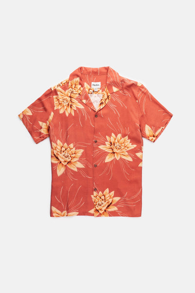 COLADA SS SHIRT SPRING RED