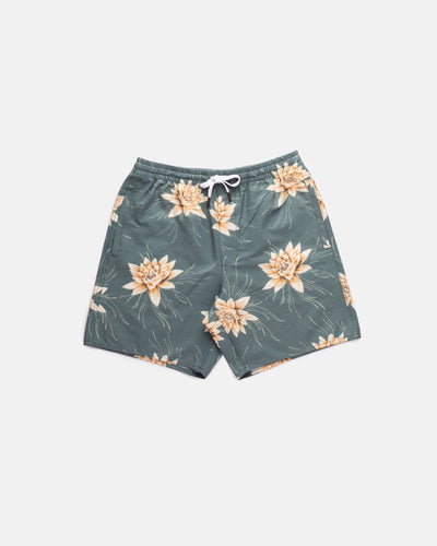 BOYS COLADA BEACH SHORT TEAL