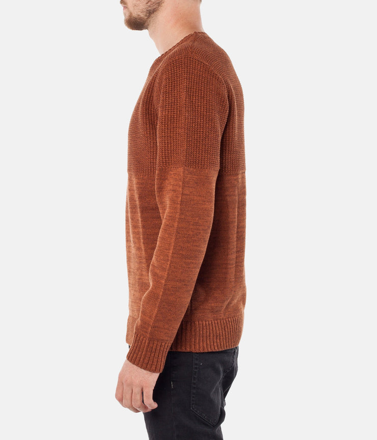 ABODE KNIT ALMOND
