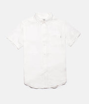 Rhythm Apartment SS Shirt White Front
