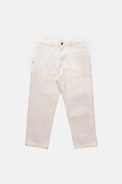 Essential Trouser Pant Natural Twill