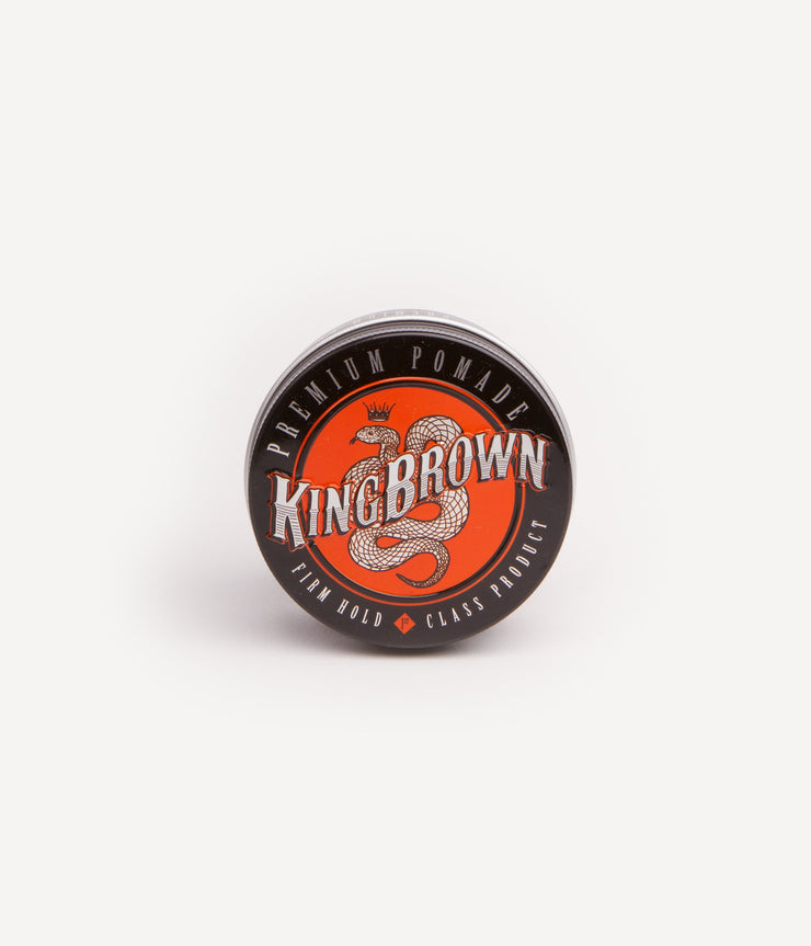 KING BROWN POMADE - PREMIUM