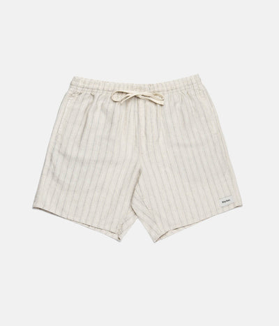 LINEN STRIPE JAM BONE