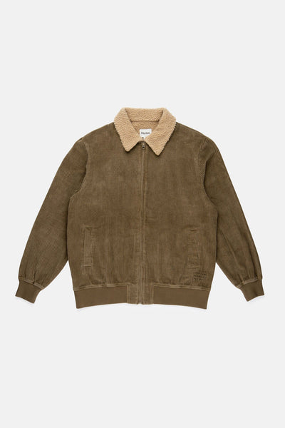 FLIGHT CORD JACKET MOSS