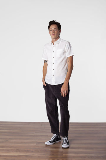 APARTMENT SS SHIRT WHITE