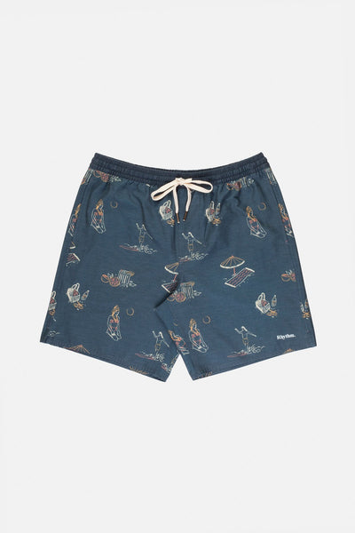 South Coast Beach Short Navy