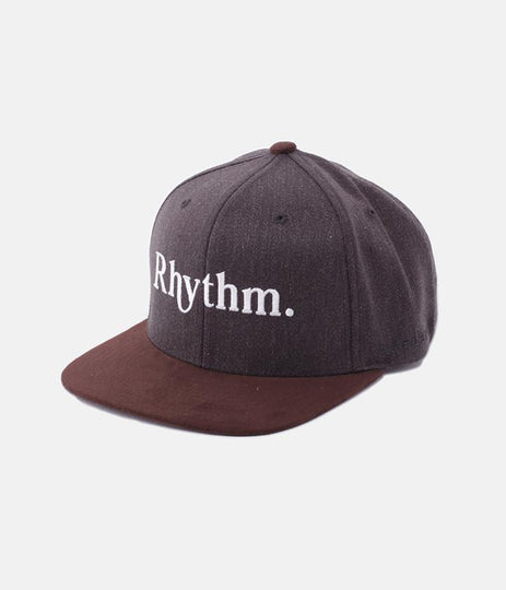 FLAGSHIP CAP GREY BROWN