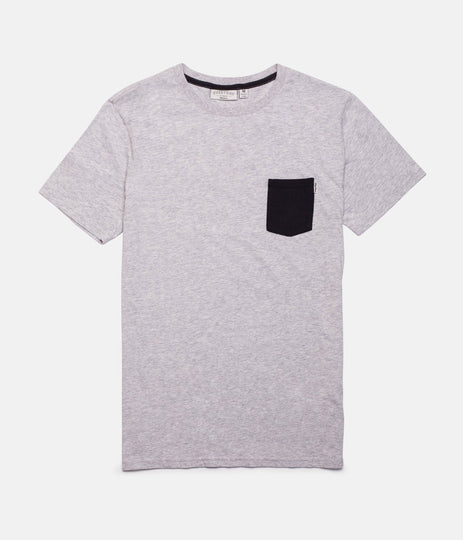 MY EVERYDAY T-SHIRT GREY MARLE