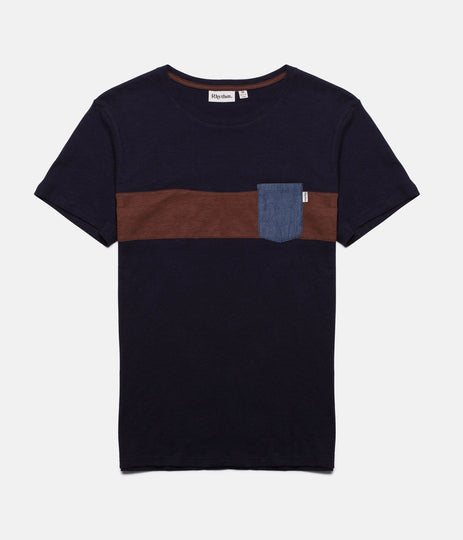 SMITH T-SHIRT DARK NAVY