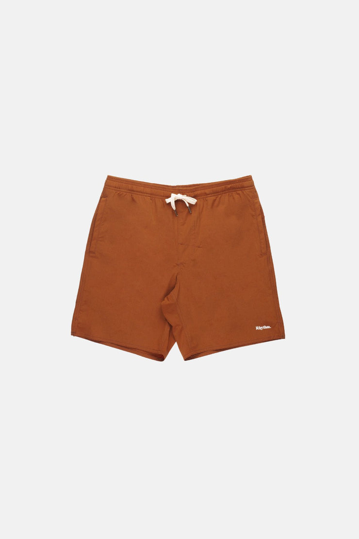 EVERYDAY BEACH SHORT TOBACCO