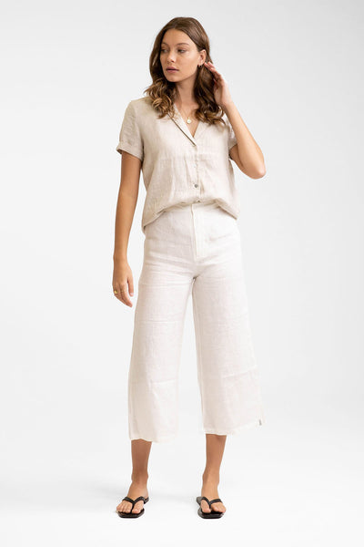 Southport Pant White