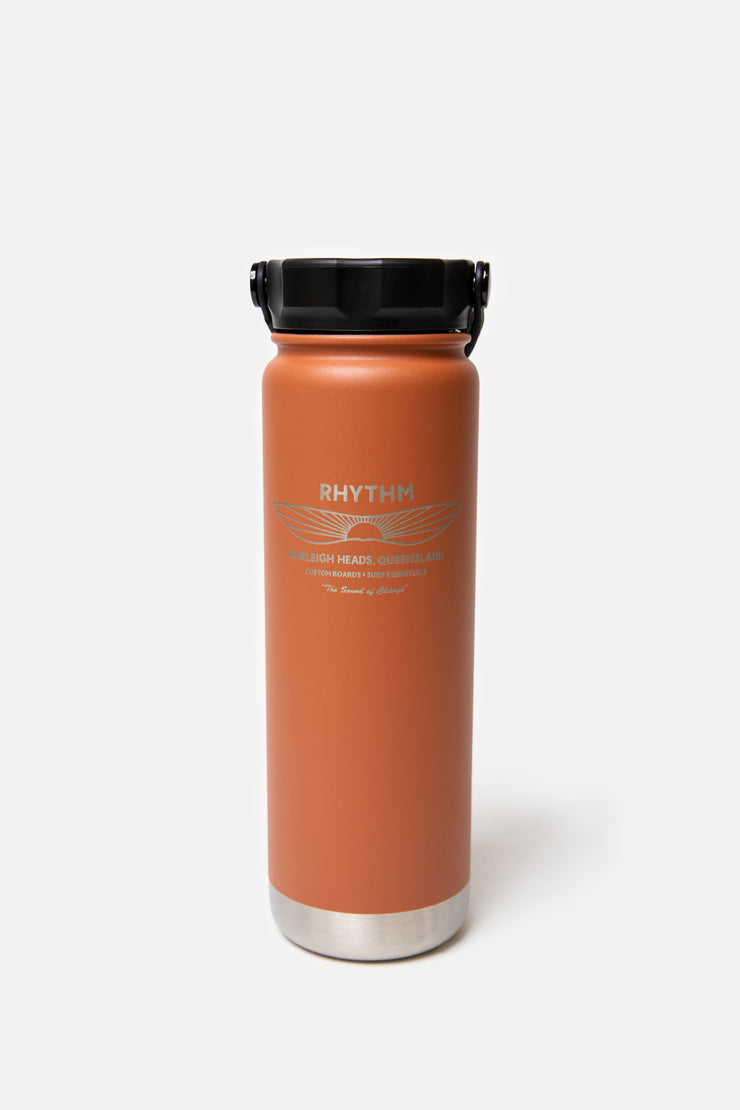 Project PARGO x Rhythm - 750ml Insulated Bottle Outback Red