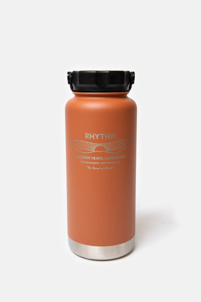 Project PARGO x Rhythm - 950ml Insulated Bottle Outback Red