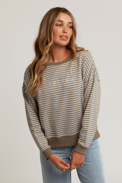 Seacliff Pullover Sage
