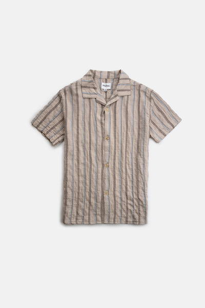 Vista Ss Shirt Natural