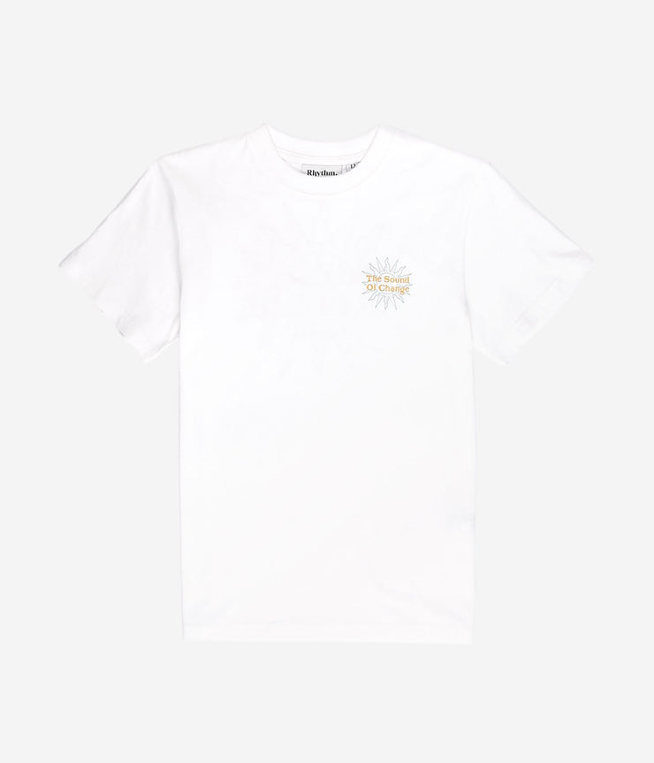 YOUTH SOLSTICE T-SHIRT WHITE