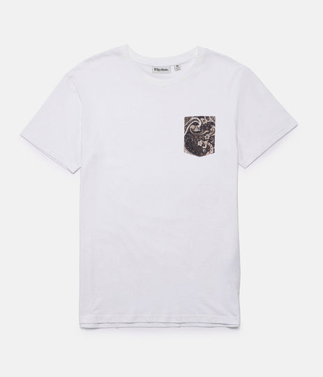 BYRDS T-SHIRT WHITE