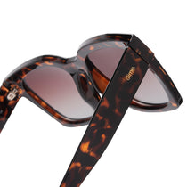 006 tortoise and brown gradient polarized lens side
