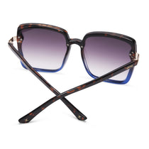 016 tortoise blue combo and grey gradient polarized lens back