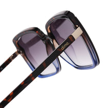 016 tortoise blue combo and grey gradient polarized lens side