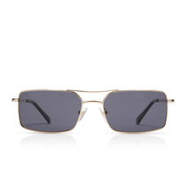 020 gold and grey polarized lens front