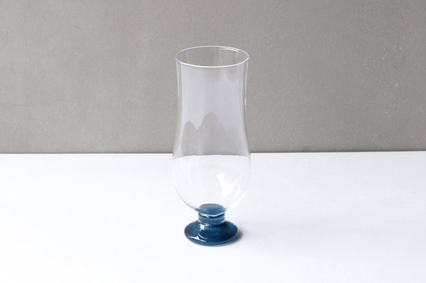 hakeme beer glass blue