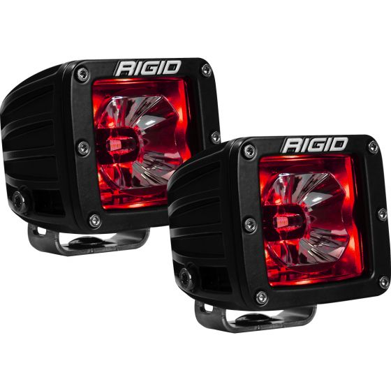 RIGID RADIANCE POD RED BACKLIGTH