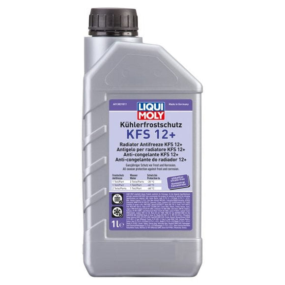 LIQUI MOLY ANTICONGELANTE KFS12 Plus / Color Rojo