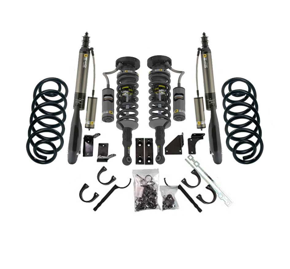 KIT SUSPENSIÓN BP51 PARA TOYOTA RUNNER/FORTUNER/HILUX
