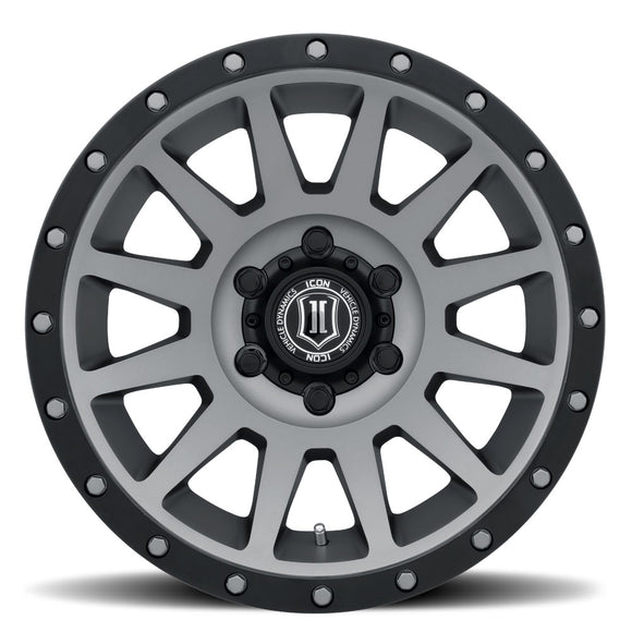 ICON ALLOYS COMPRESSION TITANIUM ARO 18