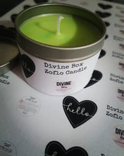 Load image into Gallery viewer, Divine Box Soy Wax Candle