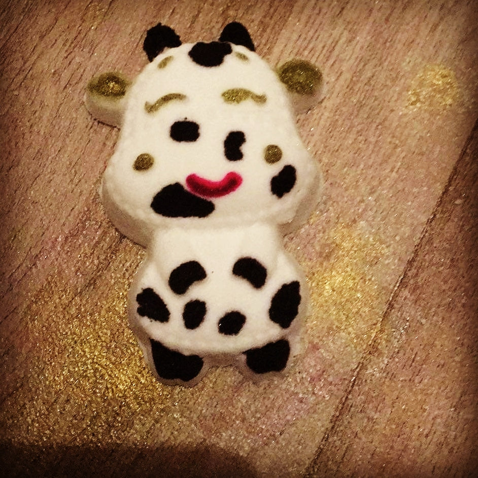 Moo Cow Bath Bomb
